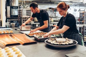 An appetite for hospitality workwear